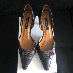 D'Orsay Style DKNY Heels